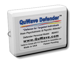 QuWave Defender White Color