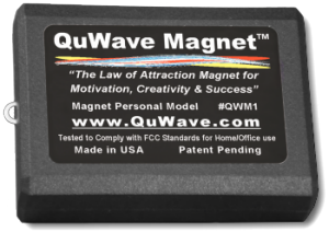QuWave Law of Attractiopn Personal Model